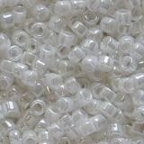 koraliki Toho treasure opaque-lustered white 1.8 mm TT-01-121