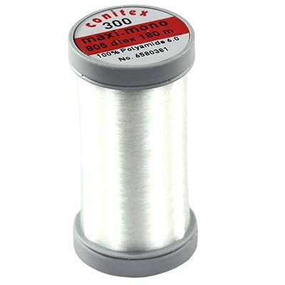 conitex™ monofilament thread transparent 0.30 mm 805 dtex