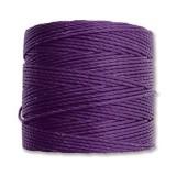 S-lon bead cord tex 210 purple