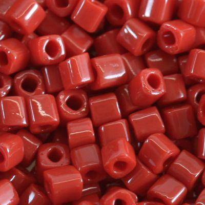 koraliki Toho cube opaque pepper red 1.5 mm TC-01-45