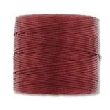 S-lon bead cord tex 210 red hot
