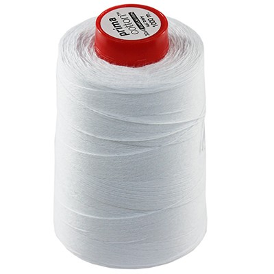 Primacotton™ cotton thread for crochet bleached / crocheting thread
