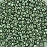 koraliki Miyuki 11/0 duracoat galvanized sea green #11-4215
