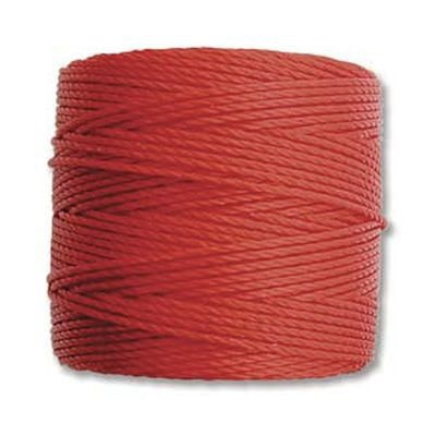S-lon bead cord tex 210 shanghai red