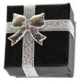 ring box graphite 4 x 4 x 3 cm