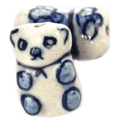 koalas en porcelaine 17 x 11 mm