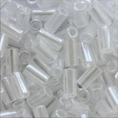 koraliki Toho bugle ceylon snowflake 3 mm TB-01-141