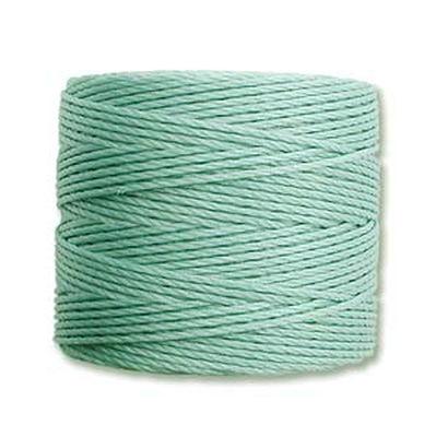 nici S-LON Tex 210 0.5 mm turquoise - nić do beadingu