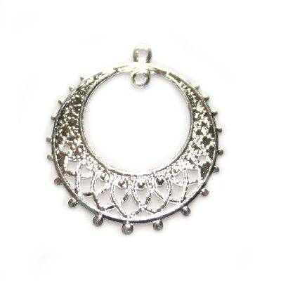 decorative circle drop 2.5 cm