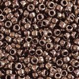 perline Toho round dk bronze 1.6 mm TR-15-222