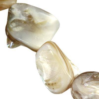 masa perłowa bryłki naturalne