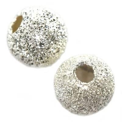 argent 925 petites boules 5 mm