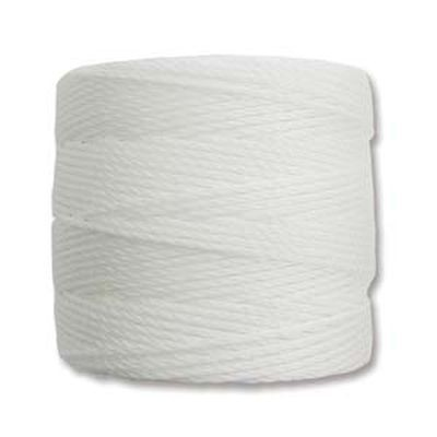 nici S-LON Tex 210 0.5 mm white - nić do beadingu