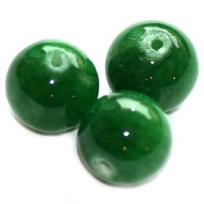 kule marmur zielony szklisty 10 mm