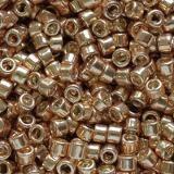 Toho beads treasure galvanized rose gold 1.8 mm TT-01-551