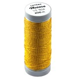 conitex™ viscose thread yellow / rayon - embroidery thread