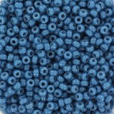 Miyuki perlas rocailles 11/0 duracoat opaque juniper berry #11-4485