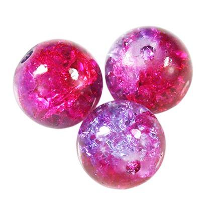 spraka pärlor rosa 8 mm