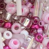 perline Toho multi-shape/color mix sakura- cherry mix 2 – 4 mm TX-01-3214