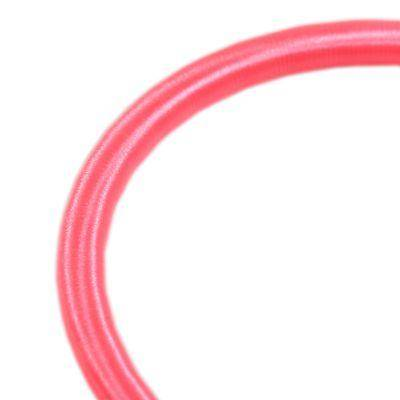 soie rose tube de 5 mm