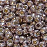 Toho beads round permafinish - galvanized lilac 3 mm TR-08-PF554 beads perline Toho round permafinish - galvanized lilac 3 mm TR-08-PF554