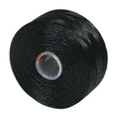 S-lon bead cord tex 45 black