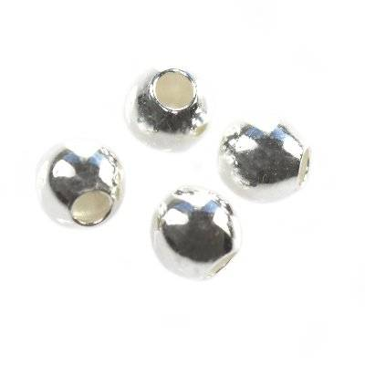 sterling silver 925 crimp beads 3 mm