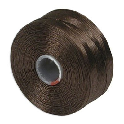 S-lon bead cord tex 45 brown