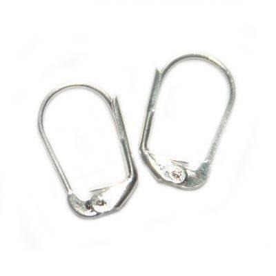 leverback earring 1.6 cm
