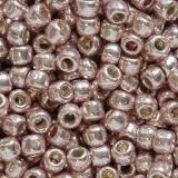 Toho beads round permafinish - galvanized sweet blus 2.2 mm TR-11-PF552