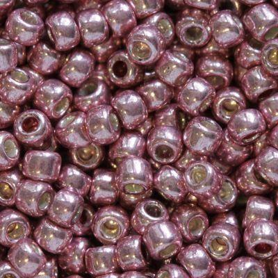 Toho perle round galvanized pink lilac 2.2 mm TR-11-553