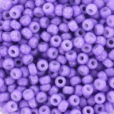 Perles Miyuki round duracoat opaque columbine 8/0 #8-4488