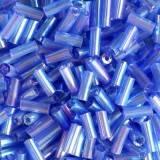 glaspärlor tuber gnistor 4.5 mm