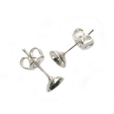 cup pin pad 5 mm + ear nut