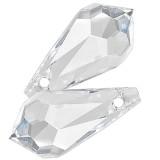 Swarovski drop Crystal 11 x 5.5 mm