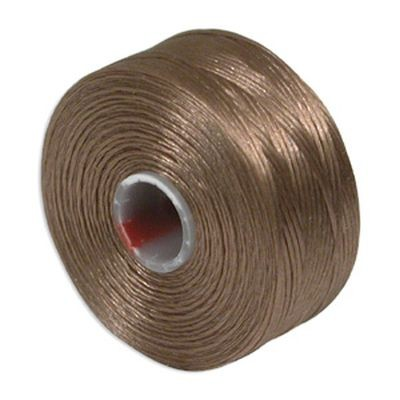 S-lon bead cord tex 45 light copper
