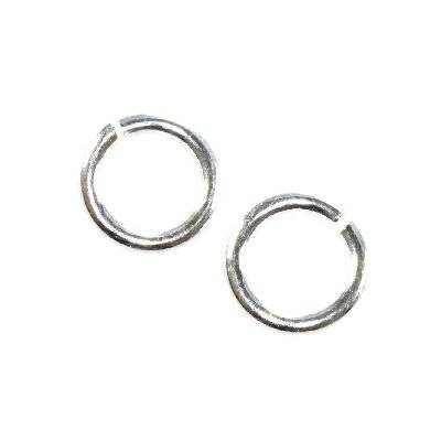 sterling silver 925 jump ring 4,5 mm