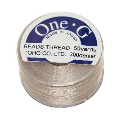 Toho thread One-G beige PT-50-4