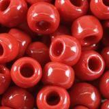 Toho round opaque pepper red 4 mm TR-06-45