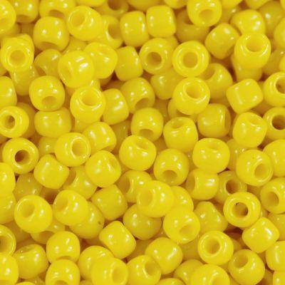 Toho beads round opaque sunshine 2.2 mm TR-11-42B