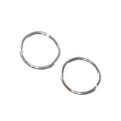AG925 jump ring 6,8 mm