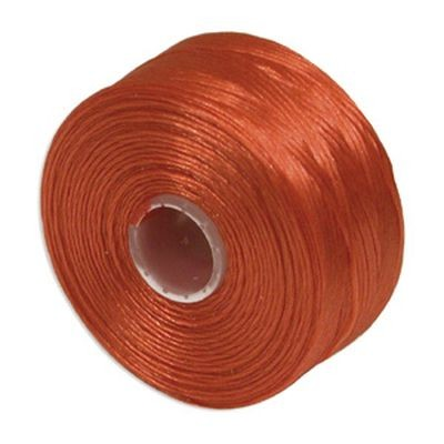 S-lon bead cord tex 45 orange