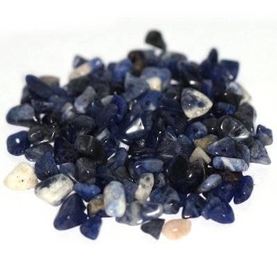 kamień sodalit naturalny
