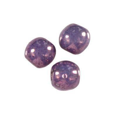 round beads vega chalk 3 mm