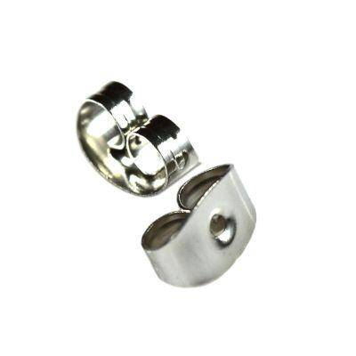 ear nut 5 mm surgical stainless steel 316