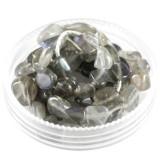 labradorite premium chips 5 - 9 mm / semi-precious stone