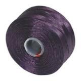 S-lon bead cord tex 45 purple