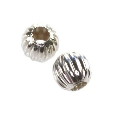 srebro 925 przekładki baryłki 3 mm