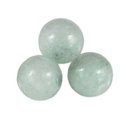 jadeit lodowy 4 mm kamień naturalny barwiony