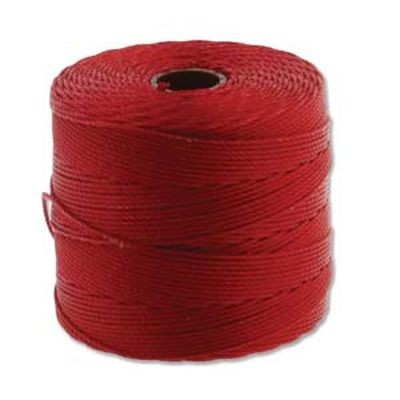 nici S-LON Fine Tex 135 0.4 mm red hot